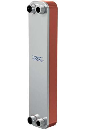 Паяный теплообменник Alfa Laval ACH18 Рязань Водоводяной подогреватель ВВП 09-168-2000 Воткинск
