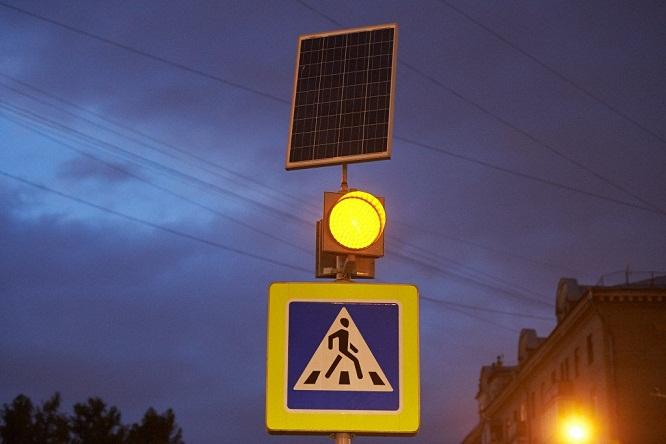 В российской столице доконца года установят 160 импульсивных светофоров